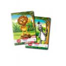 Caiet Tip I, Cute Animals Premium Herlitz, 80g/mp, A5, 24 file