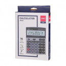 Calculator birou 12 digit Deli Core metal 39229
