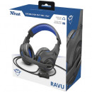 Casti Gaming Trust GXT 307 Ravu, PS4\XBOX ONE\SWITH\Mobile, 3.5mm Jack