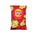 Chipsuri din cartofi cu gust de sare Lay's, 70g