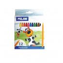 Creion color 12 cerat Milan