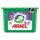 Detergent capsule Ariel 3in1 PODS Lavanda, 15 spalari