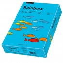 Hartie color A4 Rainbow 80g/mp 500coli/top culori intense