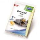 Lavete Universale Parfumate Lemon 5 buc/set Stella Pack 50 x 40