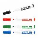 Markere Whiteboard Ico XXL diverese culori