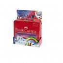 Set Cadou Desen Si Pictura Jumbo Grip Faber-Castell 18 culori
