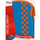 Husa tableta Trust Anti-shock Bubble Sleeve 7'' - 8''