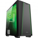 Carcasa Gaming PC Serioux TYRON, 6 ventilatoare LED, Middle Tower, ATX