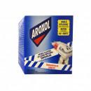 Aparat electric Aroxol si rezerva lichid anti tantari, 35 ml, 45 nopti