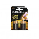Baterii Duracell R14 Basic C2 alcaline 1.5V, 2buc/set