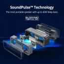 Boxa portabile Bluetooth Tronsmart Element Force SoundPulse, Rezistenta la apa IPX7, 40W Max, redare 15 h, USB-C