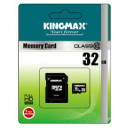 Card de memorie Kingmax MicroSDHC, 32GB, Class 10 + Adaptor SD