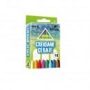 Creioane color cerate Ecada 16buc/set