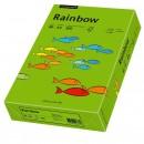 Hartie color A4 Rainbow 80g/mp 500coli/top culori intense