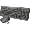Kit tastatura + mouse wireless Trust Nova