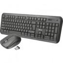 Kit tastatura + mouse wireless Trust Nova