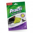 Laveta microfibra Display LCD-TV Paclan Practi Screen Duster 40 x 30 cm