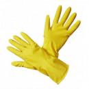 Manusi menaj Ultra Grip Latex Gloves pentru uz casnic ,marime S, L