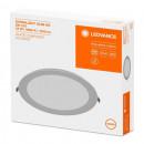 Plafoniera LED Osram Ledvance, DOWNLIGHT SLIM DN 210, 18W, 220-240V, IP20