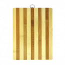 Tocator din lemn de bambus dreptunghiular 340 x 240 mm