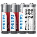 Baterii Philips Power Alkaline AA 4buc/folie  sticker