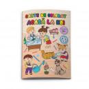 Carte de colorat B5, 16 file, ''Acasa La Noi'' Artpress
