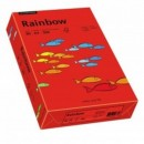 Carton color A4 Rainbow 160g/mp 250coli/top culori intense
