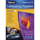 FOLIE de laminat A3 80 MICRONI 100/TOP FELLOWES
