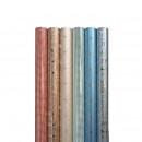 Hartie ambalaj metalizata, 70 x 150cm, 74g/mp, Glitter Flakes Rotolux