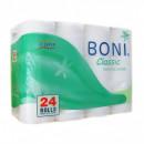 Hartie igienica Perfex Boni Classic 2 straturi 24 role/pachet
