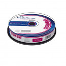 MediaRange CD-R 52X, 700Mb, 80 min, 10 buc/set