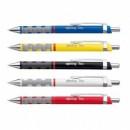 Creion Mecanic Tikky 3 Rotring 0.5mm , 0.7mm, 1 mm diverse culori