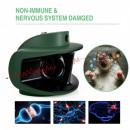 Aparat Profesional anti rozatoare cu ultrasunete si pulsuri ultrasonice, Duo Pro Ultrasonic Pest Repellent, 500 mp