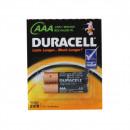 Baterii Alkaline Duracell AAA LR3/MN1500 long power, 2 buc/set