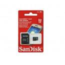 Card de memorie MicroSDXC cu adaptor SD SanDisk 32Gb, Class 4