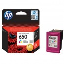 Cartus HP CZ102AE  HP 650 Color