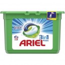 Detergent capsule Ariel 3in1 PODS Touch Of Lenor, 15 spalari