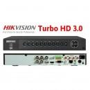 DVR 4 canale 3 Megapixeli TURBO HD Hikvision DS-7204HUHI-F1/N