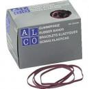 Elastice pentru bani, 500g/cutie, D100 x 5mm, ALCO