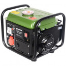 Generator pe benzina Heinner, 650 W, 63 CC, 230 V, 2 timpi, 6 h autonomie, rezervor 4l