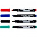 Marker Permanent Varf Rotund 2.5 mm Centropen 8566