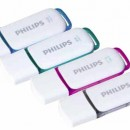 MEMORY STICK USB Flash Drive Philips 32 GB Snow Edition, USB 2.0, gri