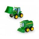 Set Tractor John Deere, Build-a-Buddy- Tomy