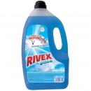 Solutie curatare geam Rivex Glass Clear,  4 L