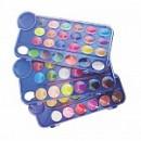 Acuarele 24 culori - PASTILA & ULEI
