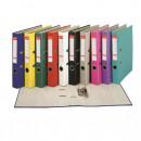 Biblioraft Plastifiat 50 mm, Economy Esselte, diverse culori