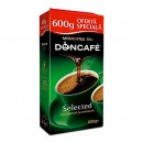 Cafea macinata Doncafe Selected 600g
