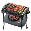 Gratar electric tip grill barbeque 2000 W, termostat si indicator luminos, Sinbo