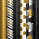 Hartie ambalaj 70 x 200 cm, 80g/mp, Winter Gold Rotolux