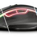 Mouse gaming Trust GXT 168 Haze, Iluminare RGB, butoane programabile, Negru